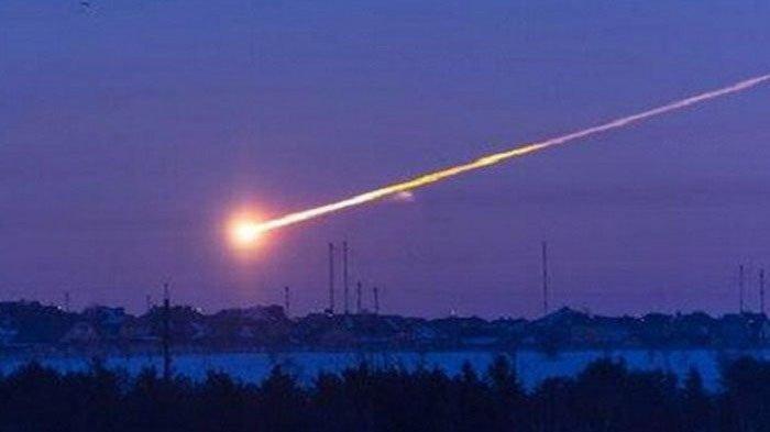 Benda Misterus Bercahaya Melintas di Langit Solo Hingga Demak, Ini Penjelasan Astronom Amatir