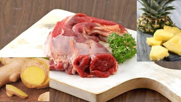 8 Cara Memasak Daging Supaya Tidak Alot, Cepat Empuk dengan Daun Pepaya, Jahe, Nanas & Baking Powder