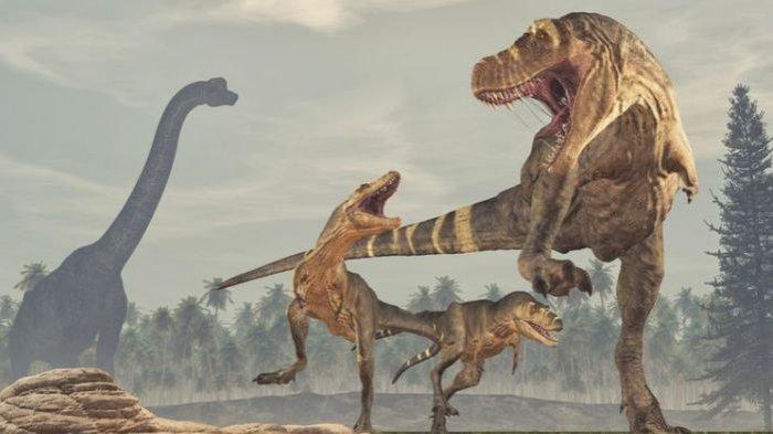 Peneliti Umumkan Detail Spesies Dinosaurus Baru, Diperkirakan Hidup 72 Juta Tahun Lalu