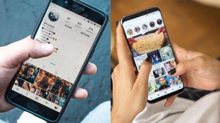 Trik Melihat Orang yang Suka Kepo Instagram, Tanpa Download Aplikasi, Syaratnya Jangan Private Akun