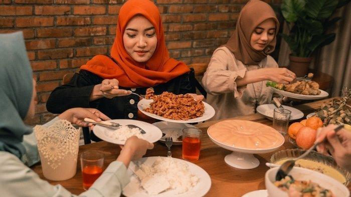 Ilustrasi gambar buka puasa, berita jadwal Imsak dan buka puasa Ramadan 2021