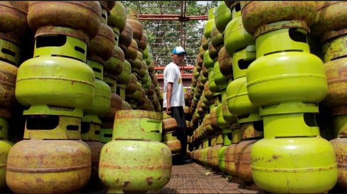 Stok Tabung LPG di Pulau Bawean Aman