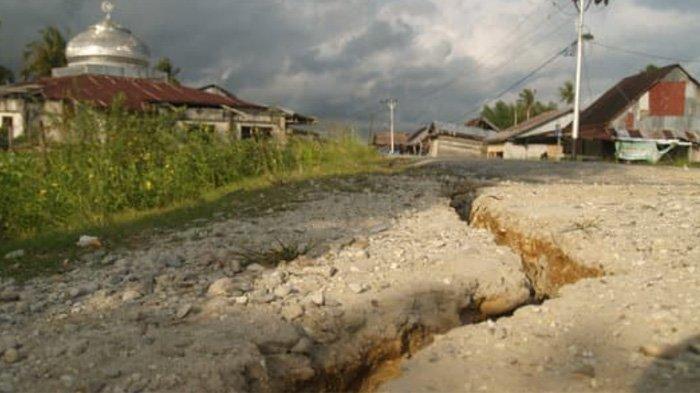 Daftar 24 Daerah Ikut Terdampak Getaran Gempa 6,7 SR di Malang, Update Kerusakan dan 1 Korban Jiwa