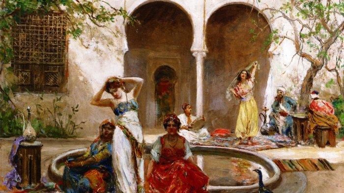 ilustrasi-harem-istri-simapanan-selir-arab-persia-kordoba.jpg