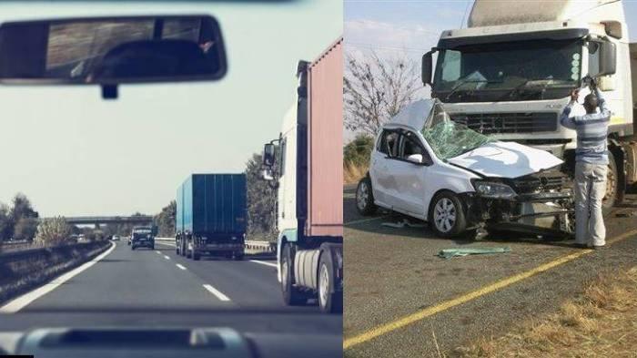 Duel Sopir Truk vs Perampok di Tol, Seolah Ikhlas Barang Dicuri Tapi Tancap Gas, Tabrak Mobil Pelaku