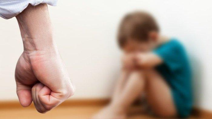 Ilustrasi kekerasan pada anak