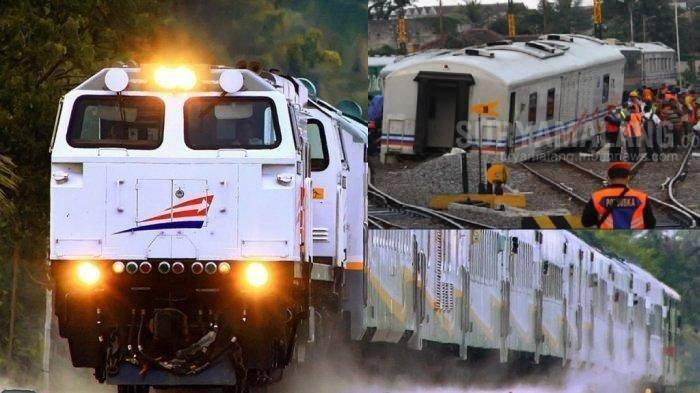 Alasan Mistis hingga Logis Kereta Api Jalan Sendiri di Malang, Warga Sudah Biasa Dapat Teror Aneh
