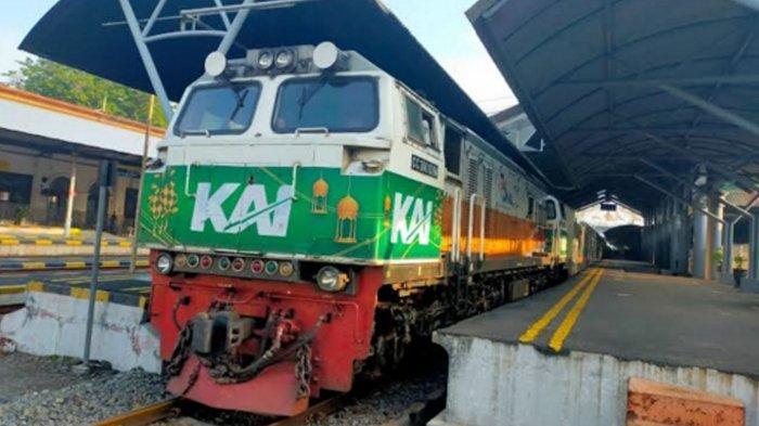 Daftar Kereta Api Jarak Jauh dan KA Lokal PT KAI Daop 8 yang Tetap Beroperasi Momen Larangan Mudik
