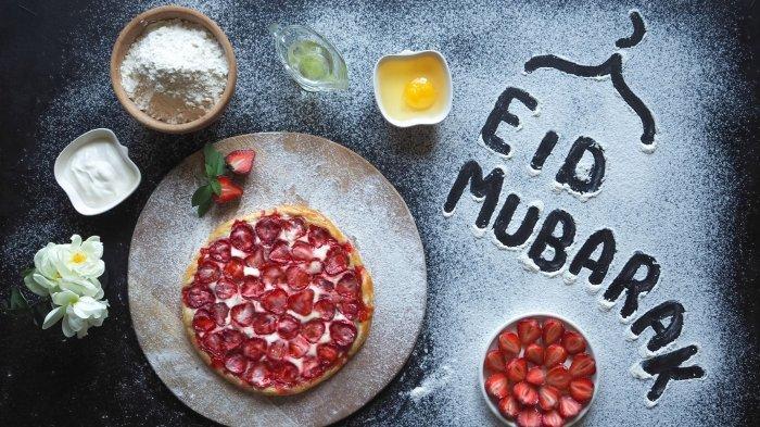ilustrasi - kumpulan ucapan selamat hari raya Idul Fitri 2021