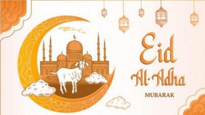 ILUSTRASI -Idul Adha 2021.