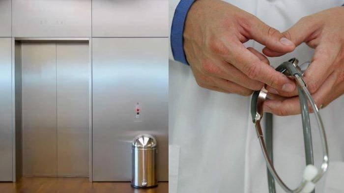 Dokter Muda Terjun Bebas Setelah Buka Pintu LIft Tak Ada Lantai di Dalamnya, Tewas di Tempat