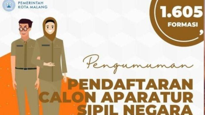 Alur Seleksi PPPK dan CPNS Malang 2021 Mulai Pendaftaran, SKD, SKB hingga Tahap Akhir Penetapan