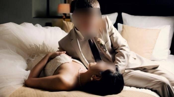 Buka Baju Istri di Malam Pertama Suami Curiga Lihat Tanda di Perut Wanita Ini Tapi Dugaannya Meleset