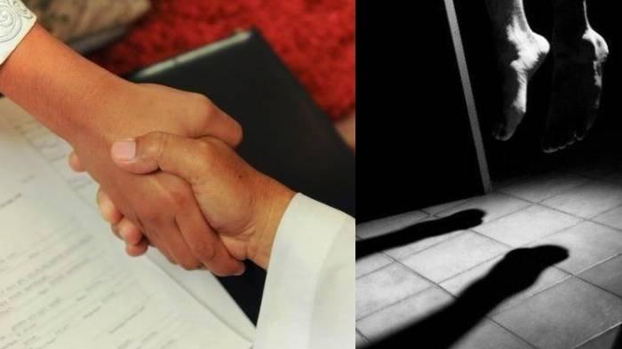 Gelisah Setelah Menikah Pengantin Pria Gantung Diri di Pohon, Istri Tahu Dari Facebook