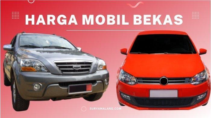 Daftar Harga Mobil Bekas 6 Oktober 2021 di Malang dan Surabaya, Innova, Avanza Mulai Rp 80 Jutaan
