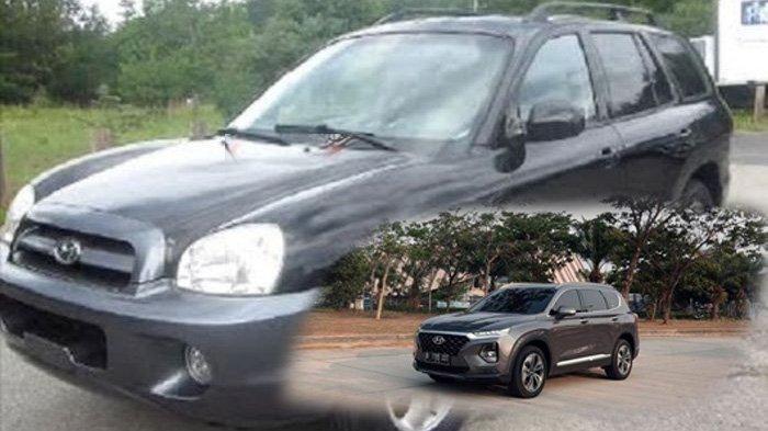 Daftar Harga Mobil Bekas HyundaiSanta Fe Mulai Rp 40 Jutaan, Lebih Murah Dari Avanza Second