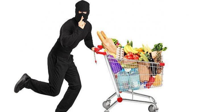 Ngutil atau Mau Belanja Gratis ? Warga Pondok Blimbing Indah Malang Ditangkap di Pusat Perbelanjaan