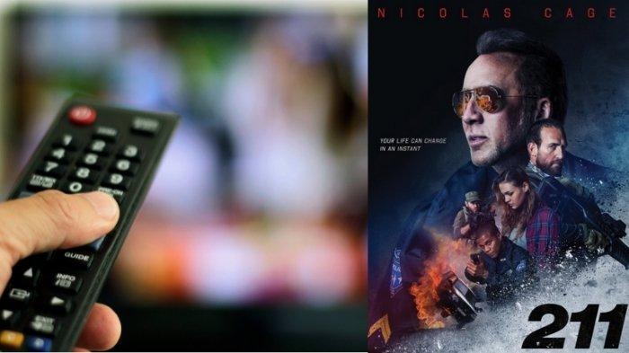 Jadwal Acara TV Hari Ini Sabtu 26 Juni 2021 & Sinopsis 211 Bioskop Trans TV Dibintangi Nicolas Cage