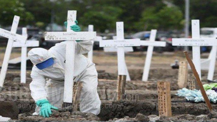 Dinsos : Tidak Ada Dana Kompensasi Atau Santunan Ahli Waris Untuk Pasien Maupun Korban Covid-19 !