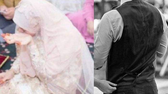 Suami Hajar Istri Gara-gara Lupa Pakai Hijab Saat Kakak Ipar Datang, Ternyata Baru Nikah 1,5 Bulan