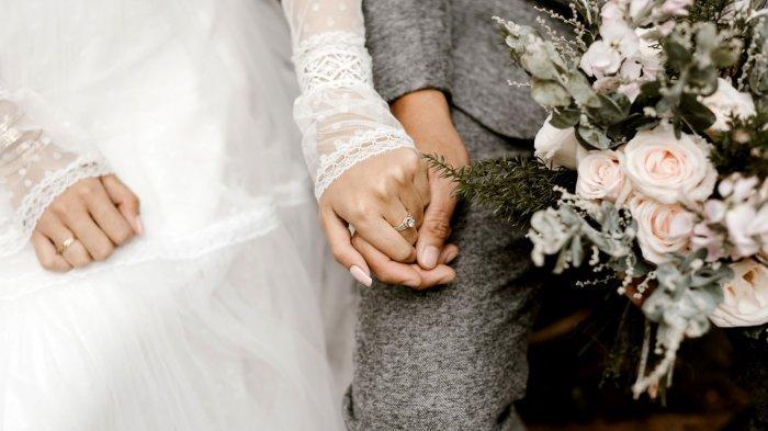 ILUSTRASI Pernikahan dalam artikel sepasang pengantin yang baru menikah meninggal dengan kondisi mengenaskan viral
