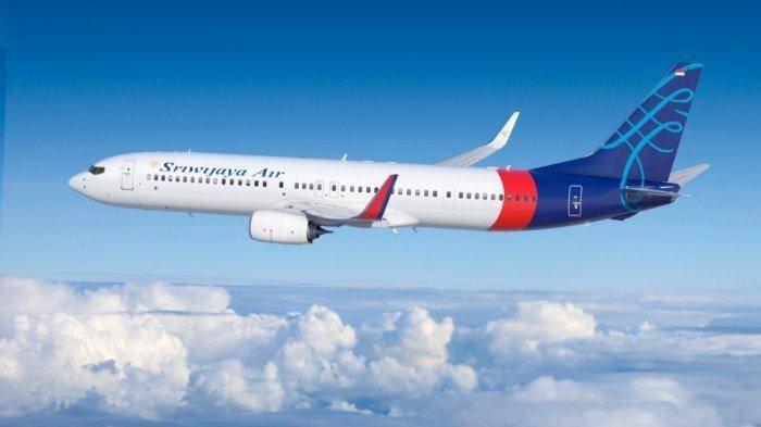 Ilustrasi pesawat Sriwijaya Air terbang punya catatan kecelakaan sejak tahun 2008