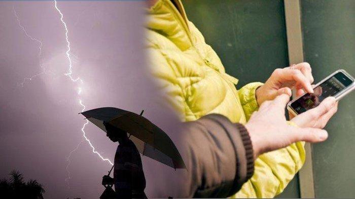 Fakta atau Isu Main Ponsel saat Hujan Bisa Tersambar Petir, 3 Peneliti Ungkap Pendapat yang Berbeda