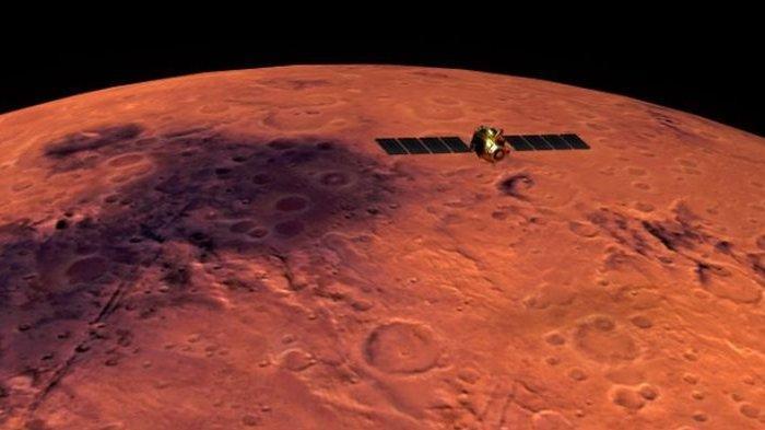 Muncul Teori yang Memungkinkan Adanya Kehidupan di Planet Mars Seperti yang Terjadi di Bumi