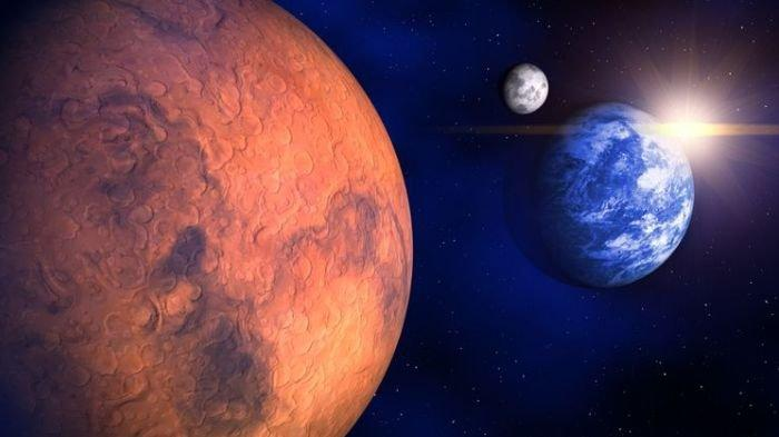 Malam Takbiran 2021 di Indonesia Dihiasi 2 Fenomena Langit : Bintang Aldebaran dan Micro New Moon