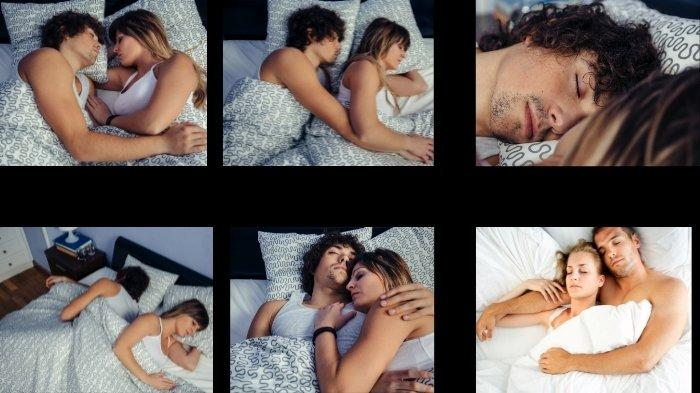 6 Posisi Tidur Ini Bisa Menunjukkan Perasaan Pasangan & Kondisi Hubungan, Berpelukan Tanda Komitmen
