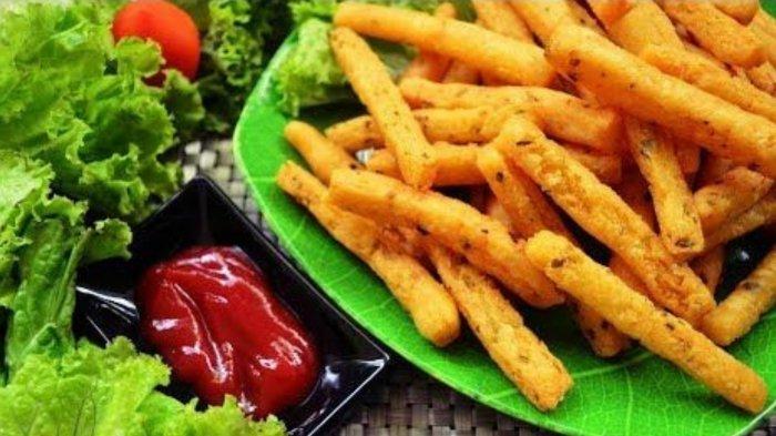 Resep Potato Cheese Stick Cocok Untuk Cemilan Buka Puasa Anti Ribet dan Murah, Gurihnya Bikin Nagih