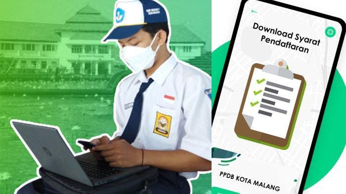 Jadwal PPDB SMP Kota Malang Jalur Prestasi Nilai Rapot Mulai 7-9 Juni, Zonasi Mulai 14 Juni 2021