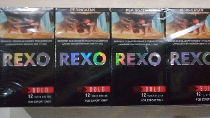Ini Tanggapan Pabrik Rokok REXO Soal Tudingan Peredaran Rokok Tanpa Cukai di Sumatera