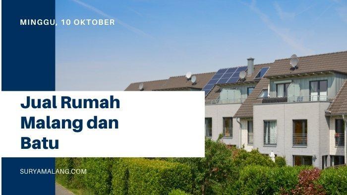 Iklan Jual Rumah Malang Minggu 10 Oktober Mulai Rp 697 Juta Nego, Hunian Baru, Lantai 2, Siap Huni