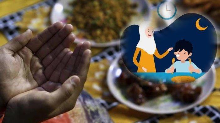 Doa Makan Sahur dan Hukum Makan Sahur Setelah Imsak Beserta Niat Puasa Ramadhan
