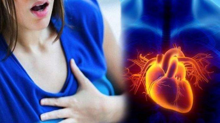 Ini 13 Gejala Awal Sakit Jantung yang Sering Diabaikan, Dada Sesak Seperti Dicubit Hingga Mendengkur