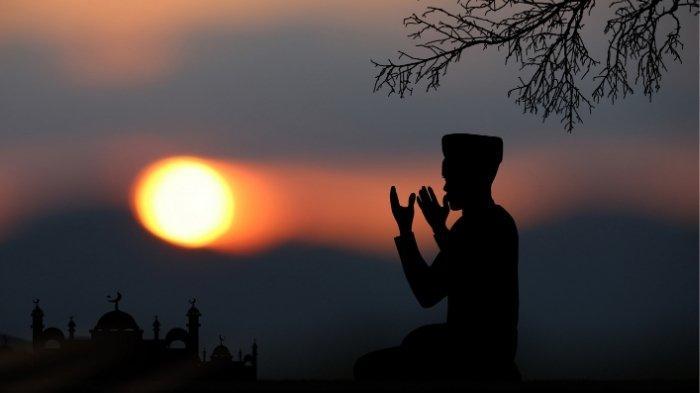 Ilustrasi sholat: cara melakukan sholat Lailatul Qadar pada 10 hari terakhir bulan Ramadan