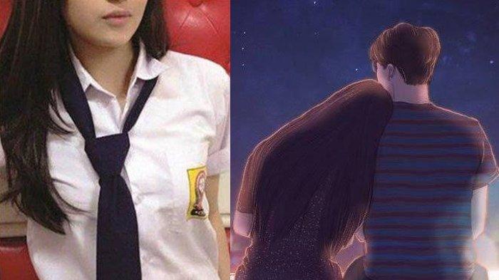 Hanyut Dalam Obrolan Manis, Siswi SMP Terkecoh Rayuan Pacar Masuk Rumah, Tiru Adegan Film Panas