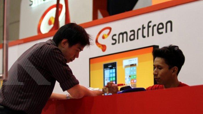 Smartfren Lakukan Optimasi dan Penambahan Kapasitas Jaringan di Malam Tahun Baru 2020