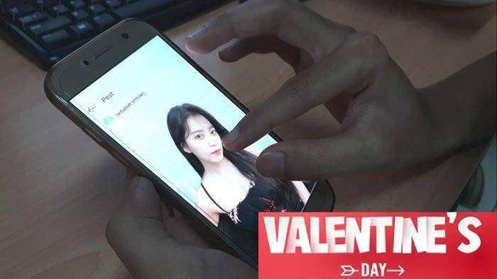 Efek Stalking Foto Cewek Seksi di Instagram, Suami Dapat Kado Valentine Tak Terduga dari Istri