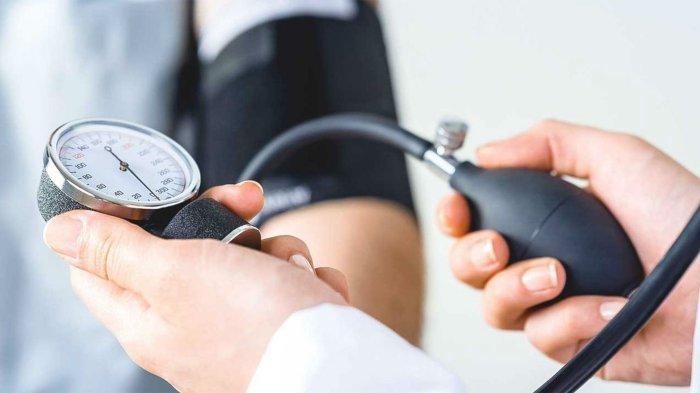 Tips 7 Cara Mudah Menurunkan Tekanan Darah Tinggi, Termasuk Memperhatikan Lingkar Perut