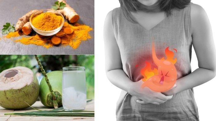 7 Tanaman Herbal Termasuk Temulawak Pereda Asam Lambung, Ada Mentimun dan Air Kelapa