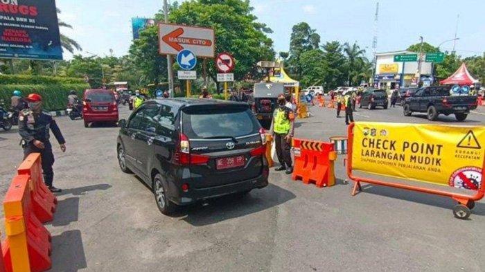 Info Larangan Mudik Malang: 28 Kendaraan Gagal Masuk Kota Malang dan Jalur Tikus Jadi Pilihan Warga