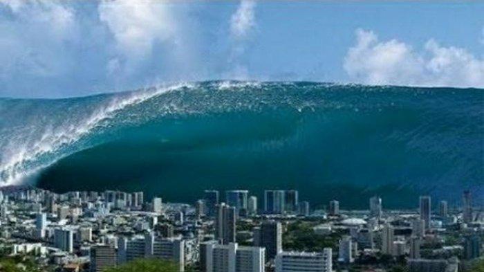 Megathrust Jadi Momok Menakutkan di Indonesia, Konon Bisa Memicu Tsunami Raksasa