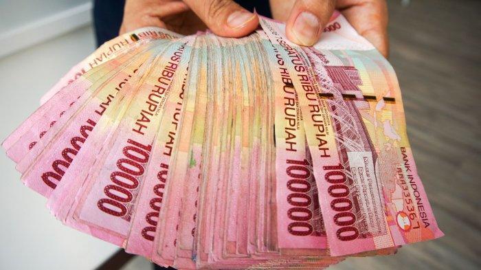 ILUSTRASI - Uang