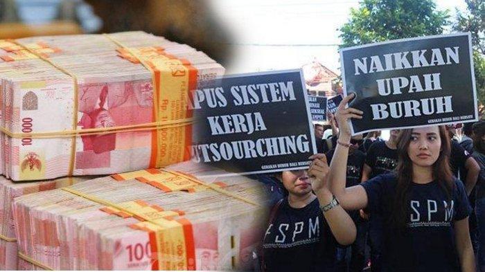 UMP 2021 Tak Naik, Ini Daftar Lengkap UMP 2020 di 34 Provinsi, Termasuk Jakarta dan Jatim