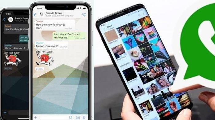 Wallpaper Chat di WhatsApp Kini Bisa Diganti Gambar Berbeda Untuk Tiap Obrolan, Begini Cara Aturnya