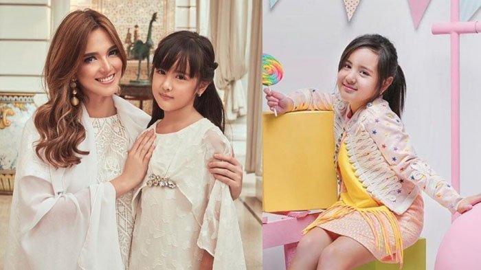 Style Anak Nia Ramadhani Gantikan Sang Mama Kondangan, Tampil Anggun Saat Tenteng Tas Dior Hitam