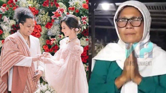 Indah Permata Sari Resmi Menikah dengan Arie Kriting Tanpa Restu, Ibunda: Anak 7 Hilang 1 Ndak Apa
