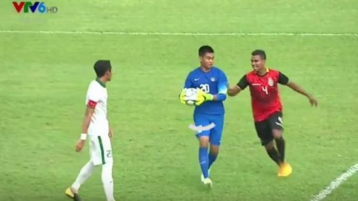 Usai Indonesia Vs Timor Leste di Malaysia, Ada Hal Konyol dan Aneh di Wikipedia Filipe Oliveira